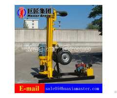 Kqz 200d Air Pressure And Electricity Joint Action Dth Drilling Rig
