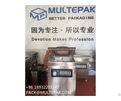 Multepak Single Chamber Freestanding Vacuum Packing Machine