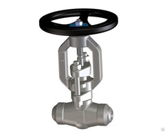Forged Steel Stop Check Sdnr Valve Bonnetless