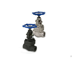 Api 602 Threaded Forged Globe Valve