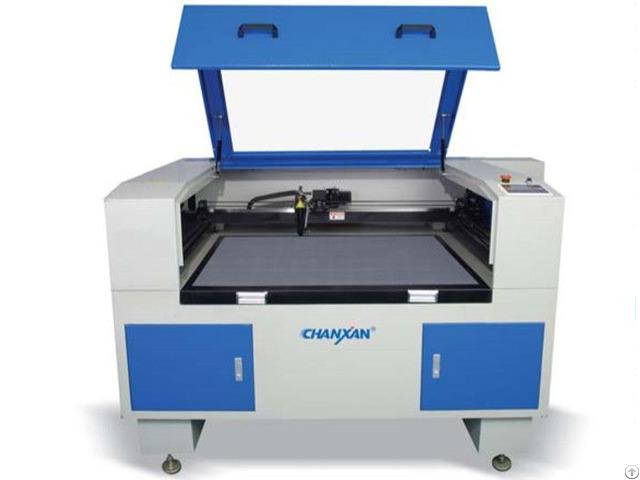 Cw 6040 Bamboo Crafts Laser Cutting Machine