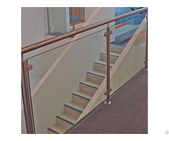 Stainless Steel Balcony Guardrail