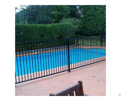 Aluminum Pool Safty Fence Rails