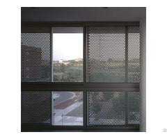 Galvanized perforated Panels For Roof And Wall