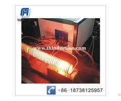 65kw Steel Rod Induction Heating Machine For Forging