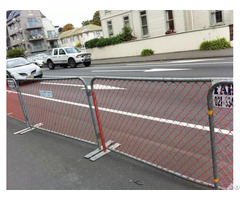 Usa Temporary Fence