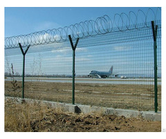 Wire Mesh For Airport