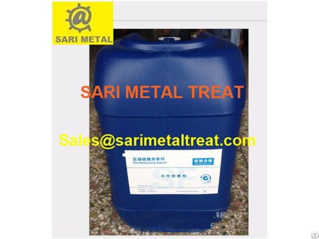 Release Agent For Die Casting