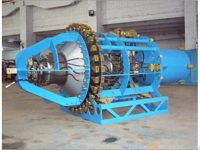 Pipe Prefabrication Pneumatic Pipeline Internal Line Up