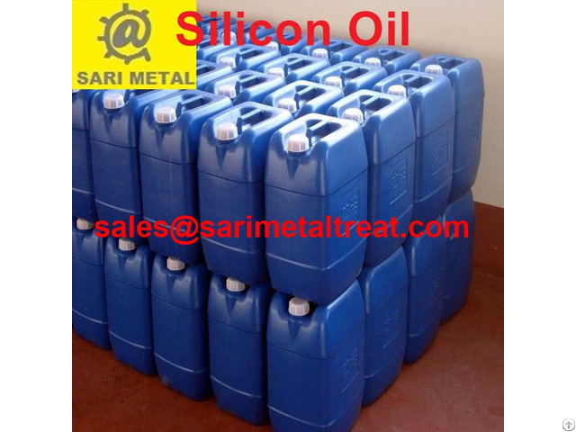 Silicon Oil Lubricant Liquid
