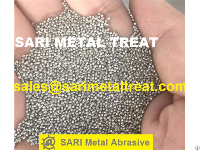 Stainless Steel Shot Ss Wire Cutting For Blasting