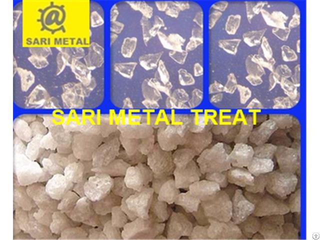 White Aluminum Oxide Fused Aluminium Wfa
