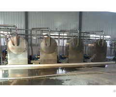 Commercial Cassava Starch Production Plant Made In China