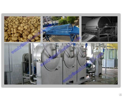 500kg H Potato Starch Processing Equipment