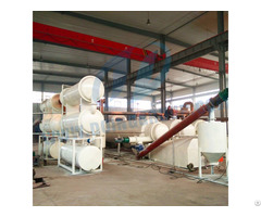 Pyrolysis Oil To Diesel Fuel Distillation Plant