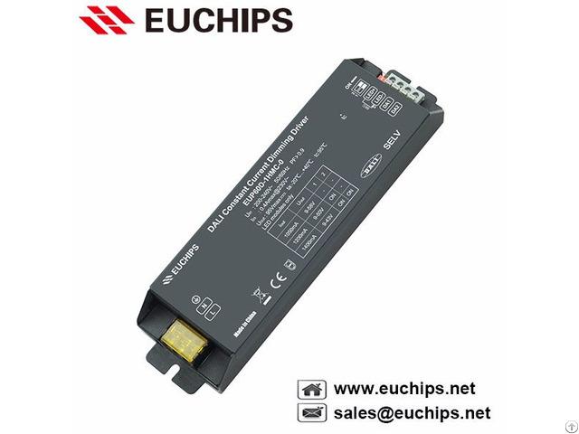 60w 1050 1200 1400ma 1 Channel Dali Constant Current Led Driver Eup60d 1hmc 0