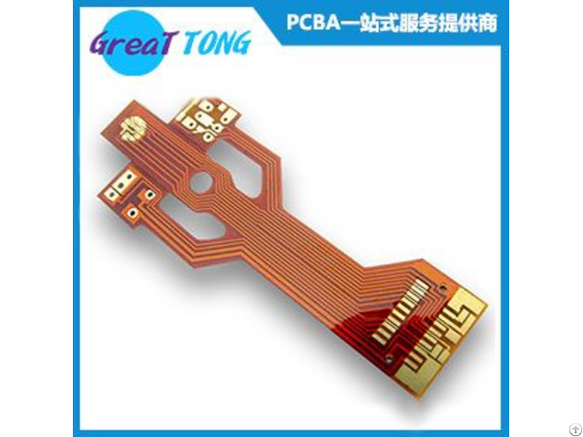 Flexible Aluminum Fpc Printed Circuit Board Smt Assembly