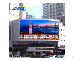 High Quality Outdoor Comercial Advertising P10 Led Screen Billboard