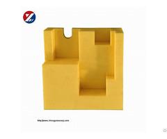 Polyurethane Holding Fixing Block