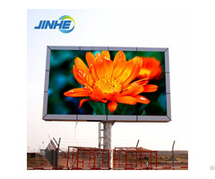High Brightness Hd Commercial Smd Full Color P6 Outdoor Oled Display Screen For Video Advertising