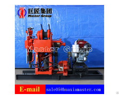 Xy 100 Hydraulic Core Drilling Rig