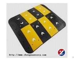 Polyurethane Speed Bump Hump