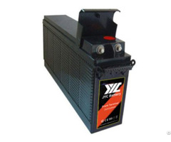 Jyc Front Terminal Deep Cycle Maintenance Free Vrla Agm Gel 12v 125ah Solar Battery