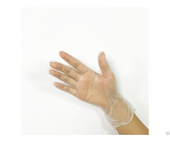 Disposable Cheap Price Vinyl Gloves Pvc Glove