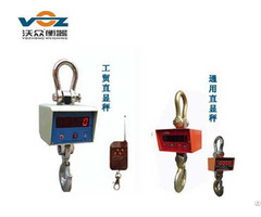 High Precision Industrial Electronic Crane Scale