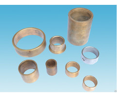 Powder Metallurgy Engine Oil Bearing Bushing