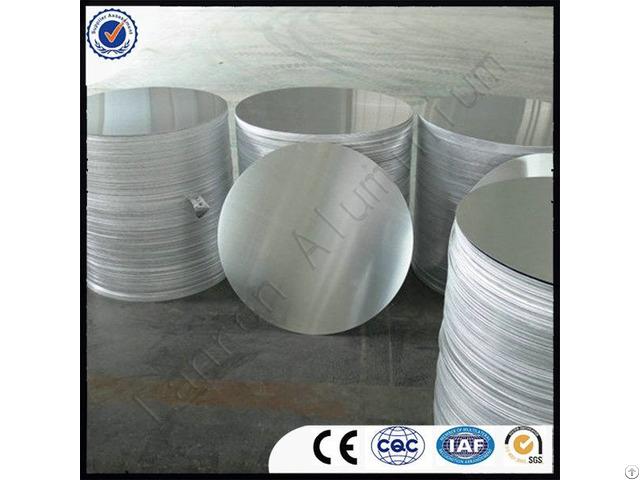 Aluminium Circle Anodizing Suitable For Making Pressure Cooker