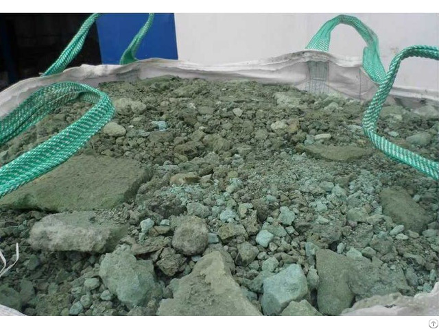 Copper Residues