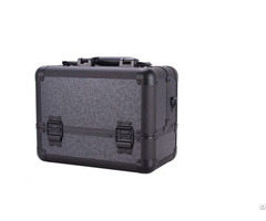Waterproof High Quality Aluminum Carrying Toolbox Tools Case Suitcase Manufacture