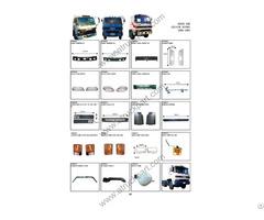 Isuzu Rocky Cxz Cvr Truck Spare Parts
