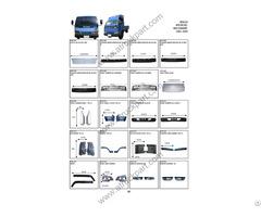 Isuzu Npr120 Truck Spare Parts