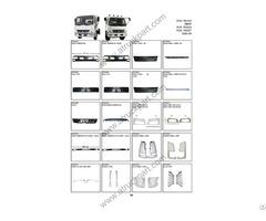 Fuso Fm1524 Fm65f Truck Spare Parts