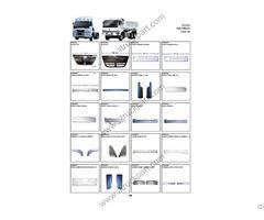 Nissan Ud Pkb Cwm454 Truck Spare Parts