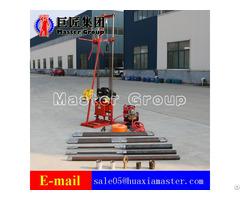 China Qz 2cs Gasoline Core Drilling Rig