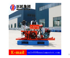 Yqz 30 Hydraulic Portable Drilling Rig Manufacture