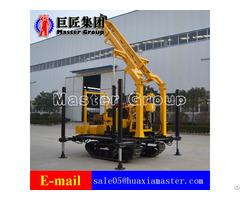 Xyd 130 Hydraulic Crawler Water Drilling Rig