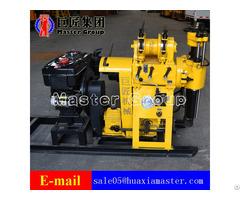 Hz 200y Hydraulic Portable Diamond Core Drilling Rig