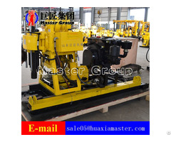 Hz 200yy Hydraulic Rotary Portable Rock Drilling Machine