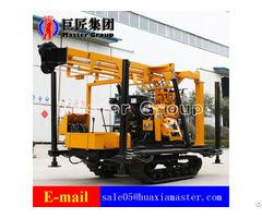 Xyd 200 Diesel Engine Hydraulic Rig