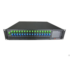 Catv Multi Ports High Power Optical Amplifier Edfa With Wdm