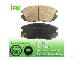 Ik2110036 13237750 Gdb1782 D1421 D1559 Opel Disc Brake Pads