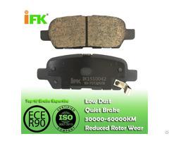 Ik1510042 044608h385 Gdb3508 D1415 D1393 Nissan Disc Brake Pads Manufacturer