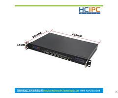 Hcipc B205 2 Hcl Sb75 6l2fspb Intel 82583v 82574l 6lan Firewall System 1u Router