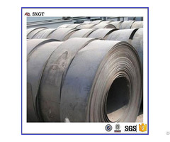 High Quality Hot Rolled Black Steel Strips In Sheets