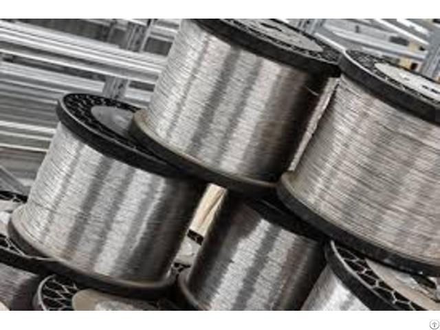 Niobium Coiled Wire