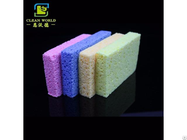 Eco Friendly Natural Cellulose Sponge